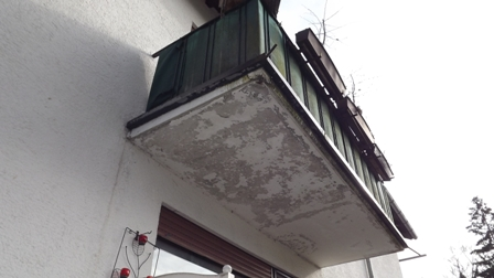 Abdichtung Balkonplatte balkonsanierung
