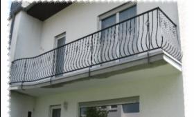 Betonsanierung bei Balkon- und Terrassenbauteilen